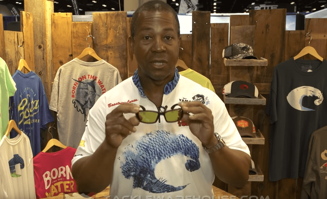 Costa Del Mar Sunrise Mirror Lens with Todd Woods| ICAST 2016
